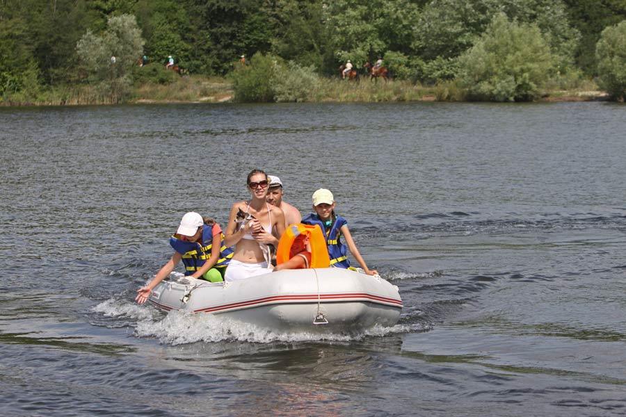 краснодар плавание на лодках